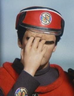 Image result for Captain Scarlet