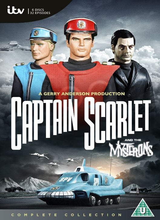 Capitaine Scarlet (Captain Scarlet and the Mysterons)