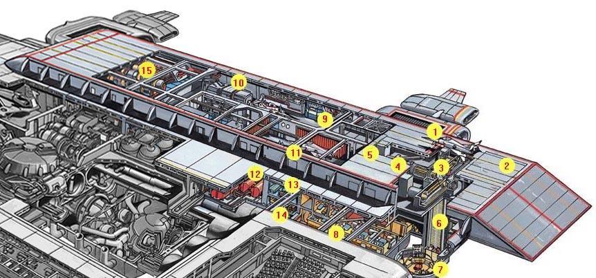 cutaways