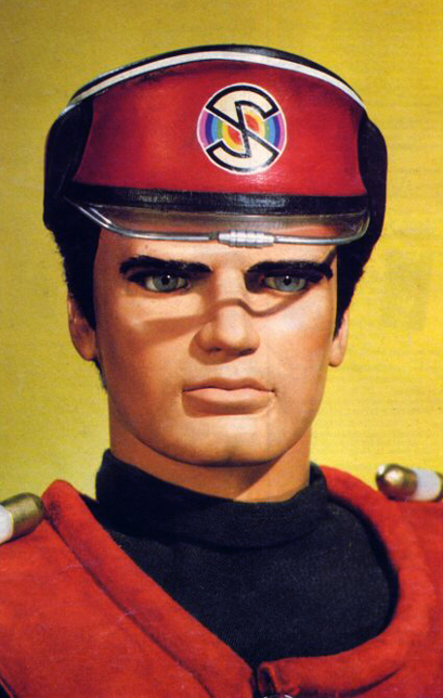 Cast Of Characters Captain Scarlet
