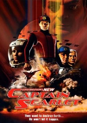 Captain Scarlet Funfile